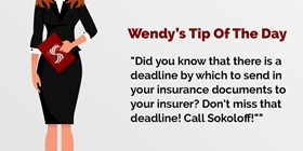 Deadlines for Submitting Insurance Claims!