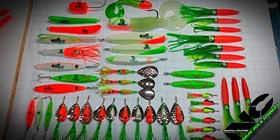 Lures and Jigs for CarrotStix!