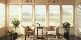 Silhouette Sheer Blinds