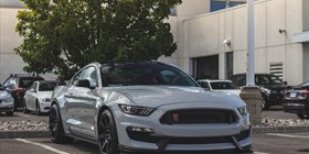 The Ultimate Track Weapon: Ford Mustang Shelby GT350R