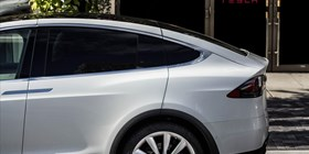 Redefining the future with the new Tesla Model X
