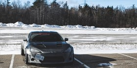 Rocket Bunny Toyota GT86, The Perfect Winter Beater?