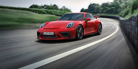 Manual or PDK, what do you want? The all new Porsche GT3