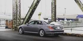 The Highly Anticipated Genesis G90