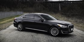 Quick Review of the New Genesis G90!