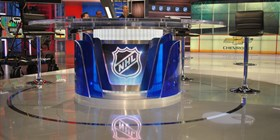 NHL Rogers Sportsnet Chooses Plas-Tech For The Set Design in The CBC Building Downtown Toronto