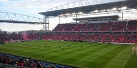 TFC vs New York City at BMO Field