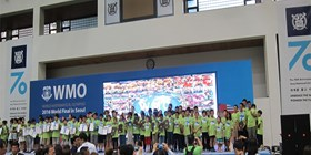 Experiencing the Thrill of  International Competition at the World Mathematical Olympiad