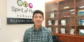 Spirit of Math Student Scores Big in Several Mathematics Contests